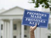 donald trump promise kept