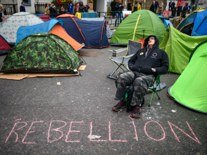 Extinction Rebellion Members Paid £400 Per Week to 'Shut Down' Britain