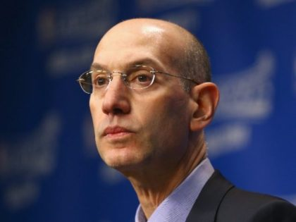 Report: NBA Players Expressed Frustration over Silver's Handling of China Controversy