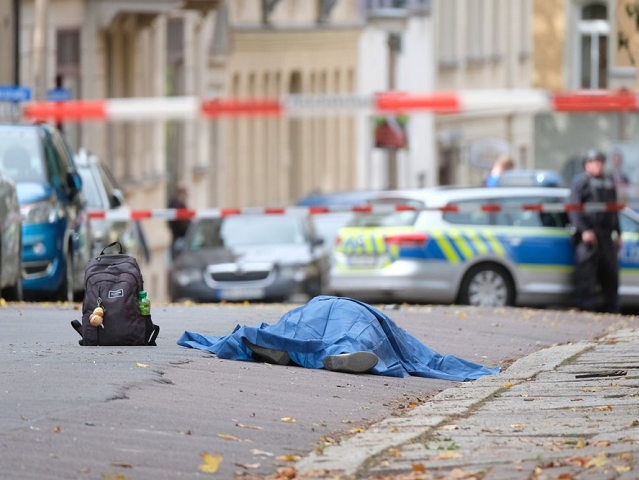 Two Killed, One Arrested in Shooting at German Synagogue