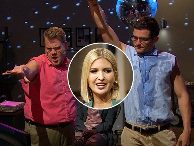 james-corden-orlando-bloom-ivanka-trump
