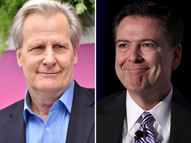 Jeff Daniels to play ex-FBI director James Comey in miniseries