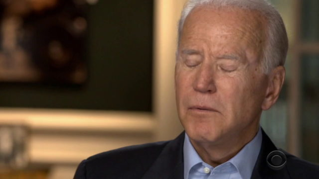 Joe Biden Defends His Son's Ukraine Dealings: 'He Did Not Do a Single Thing Wrong'