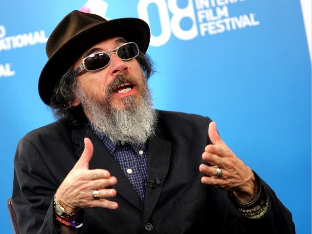 "TORONTO, ON - SEPTEMBER 07: Director Larry Charles speaks at the ""Religulous"" press conference during the 2008 Toronto International Film Festival held at the Sutton Place Hotel on September 7, 2008 in Toronto, Canada. (Photo by Malcolm Taylor/Getty Images)"