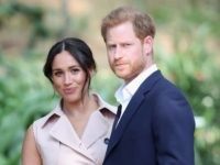 Prince Harry, Meghan Markle 'Would Love to Move to Africa'