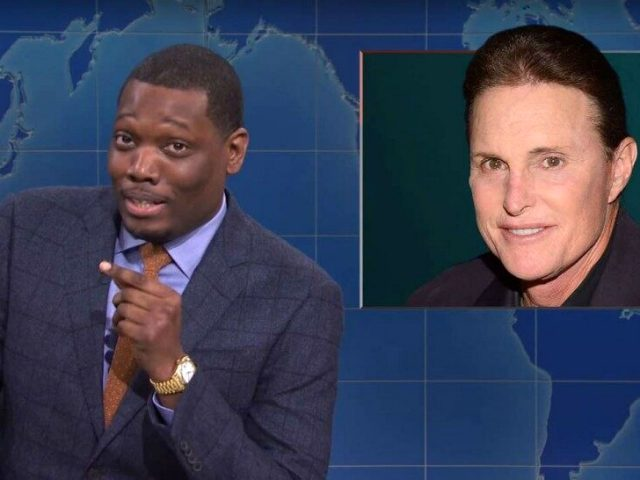Michael Che Under Fire for His Comments About Caitlyn Jenner
