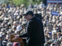 Michael Moore: The Electoral College Is 'Too Old' But Bernie Is Not