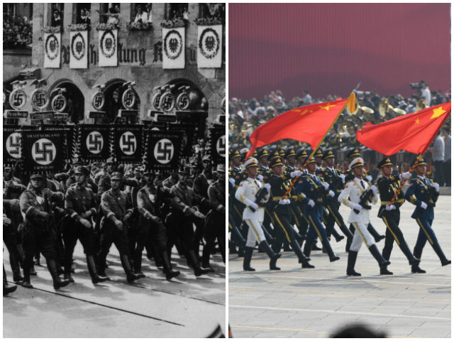nazis-marching-china-marching-getty
