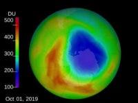 ozone map