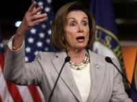 Nancy Pelosi Compares Impeachment Effort to American Revolution