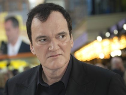 Director Quentin Tarantino poses for photographers upon arrival at the UK premiere of Once Upon A Time in Hollywood, in London, Tuesday, July 30, 2019. (Photo by Joel C Ryan/Invision/AP)