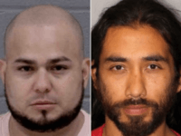 Oscar Pacheco-Leonardo, (L) a 33-year-old illegal alien from Honduras, was arrested almost two months ago by the Mecklenburg County, North Carolina, Sheriff's Office for first-degree rape and child sex crimes. Francisco Carranza Ramirez (R), 35, allegedly raped a 32-year-old disabled woman.