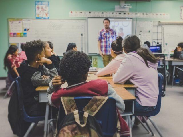 school classroom learning education