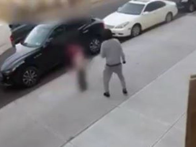 suspect punches woman