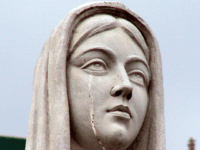 Vandals Allegedly Target Statues of the Virgin Mary in Boston, Queens