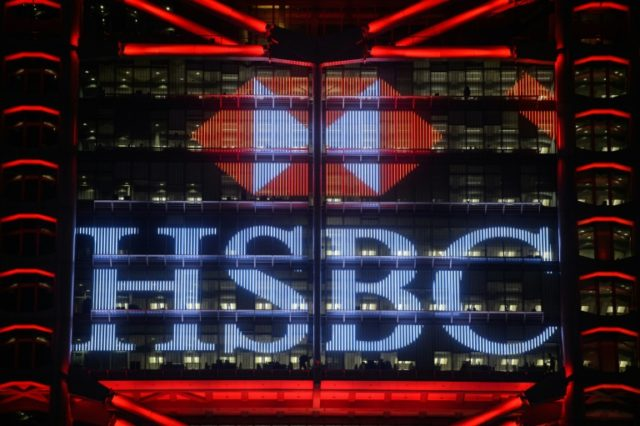 HSBC to cut up to 10,000 jobs in drive to reduce costs