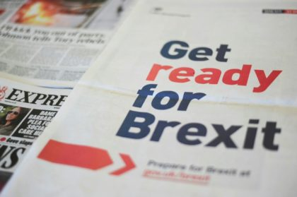 EU says Britain needs new plan as Brexit clock runs out