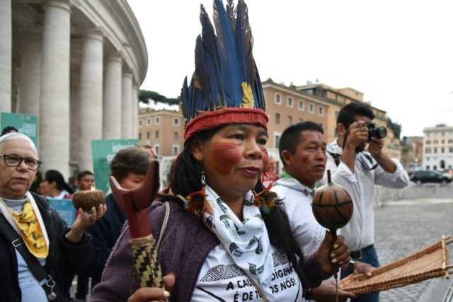 Pope wants bold changes to stop 'new colonialism' and protect the Amazon
