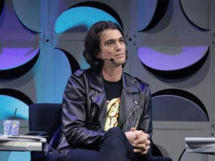 Report: WeWork Rescued by Japan's SoftBank, Former CEO Gets $1.7B Payout