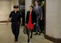 Capitol Hill girds for impeachment row, as Trump ex-aide testifies