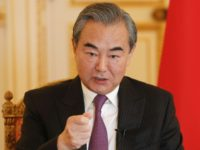 China foreign minister slams 'unacceptable' violence in Hong Kong