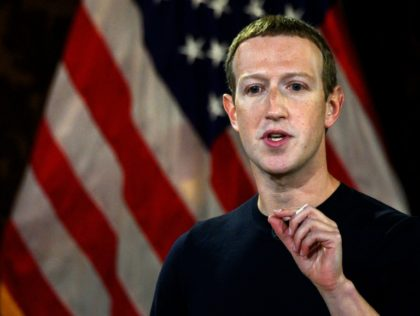 Facebook founder Mark Zuckerberg said the proposed digital currency Libra would empower people and extend America's financial leadership in the world