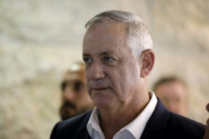 Former military chief Benny Gantz is to be tasked with forming a new government in a landmark moment in Israeli politics as veteran incumbent Benjamin Netanyahu has been given the task after every election since 2009