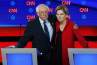 Poll: Bernie Sanders Overtakes Elizabeth Warren Ahead of Fifth Democrat Debate