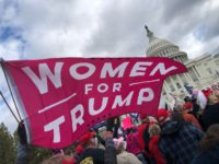 Watch Live: Women Stage 'Stop the Impeachment Now' March in D.C.