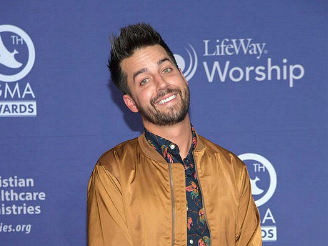 NASHVILLE, TENNESSEE - OCTOBER 15: John Crist attends the 50th Annual GMA Dove Awards at Lipscomb University on October 15, 2019 in Nashville, Tennessee. (Photo by Jason Kempin/Getty Images)