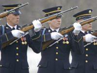 21-gun salute