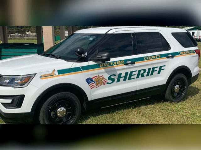 Brevard County Sheriff's Office vehicle