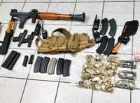 RPG Launcher Discovered at Scene of Sinaloa Cartel Hitjob in Mexican Border City