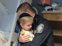 A two-year-old patient on the Pediatric Unit thought a hug from a police officer would ensure he'd feel all better after his time at the hospital and wouldn't accept a discharge until he got one. So, Certified Child Life Specialist LacyJane Cremmen sprang into action and arranged for Manchester NH …