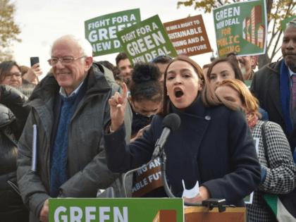 Bernie, AOC Introduce $180 Billion Legislation to 'Decarbonize' 1.2 Million Public Housing Units