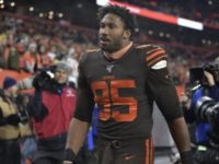 NFL Bans Myles Garrett for Remainder of Season After Helmet Attack