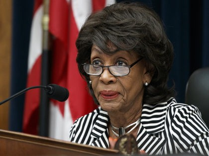 Maxine Waters on Trump's Presidency: 'The Door Is Closed,' 'It's Over'