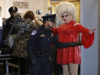 Drag Queen Pissi Myles Crashes Impeachment Hearing