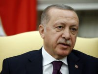 Erdogan: Lindsey Graham 'Learned His Lesson' About Making Anti-Turkey Remarks