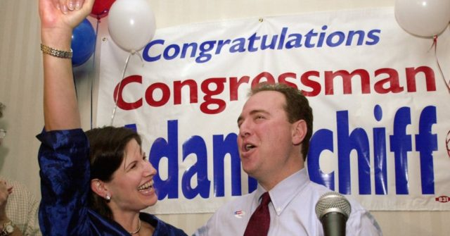 Adam Schiff 2000 Associated Press 640x335 - Adam Schiff Ran Against Impeachment in First Campaign for Congress