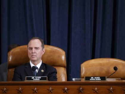 Adam Schiff (Shawn Thew-Pool / Getty)