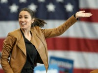 AOC Dismisses Fears Democrat Party Moving Too Far Left