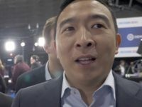 WATCH: Andrew Yang Rips MSNBC for Lack of Speaking Time