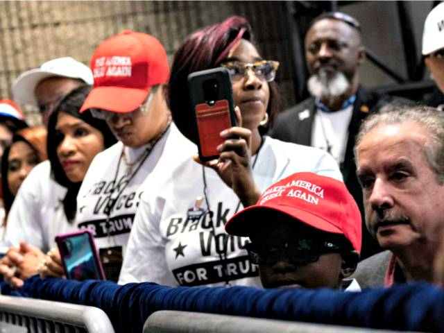 Black and Hispanic Trump Voters - Support for Impeachment Collapses Among Black, Hispanic Voters