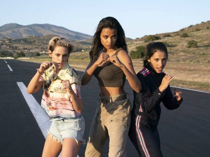 'Charlie's Angels' (2019) Review: Man-Hating Woketards Kill Another Franchise