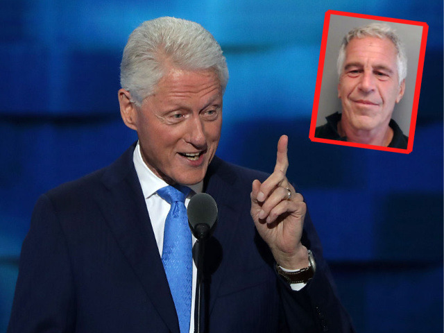 Bill Clinton, Jeffrey Esptein