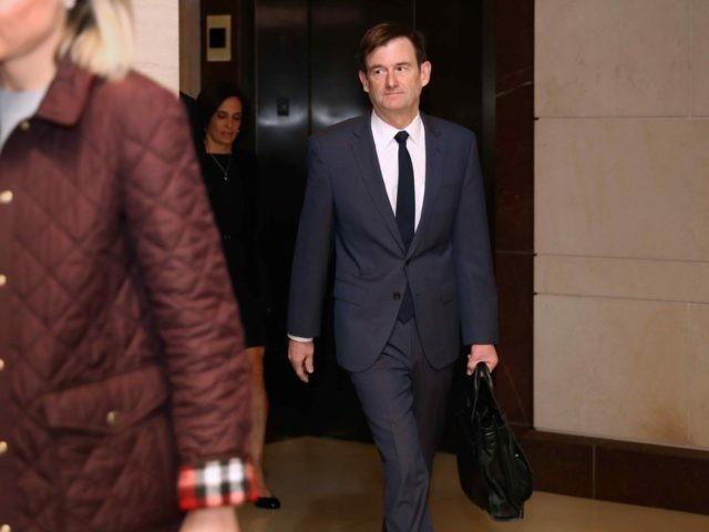 David Hale walking (Chip Somodevilla / Getty)