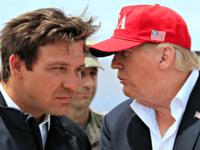 DeSantis and Trump Getty Images