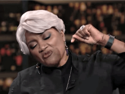 Donna Brazile Hopes Roger Stone Roasts in Hell
