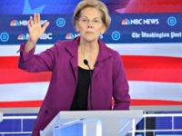 Fact Check: Warren Falsely Claims Trump Broke the Law 'Again and Again and Again'